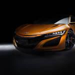 ホンダNSXの改良モデルをホームページで先行公開|Honda