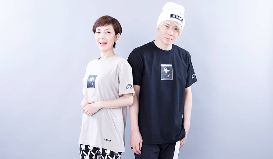 BGブランドは、舞台「虹のかけら」とのコラボ!|戸田恵子×植木 豪
