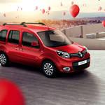 カングー誕生20周年を記念した限定車|Renault