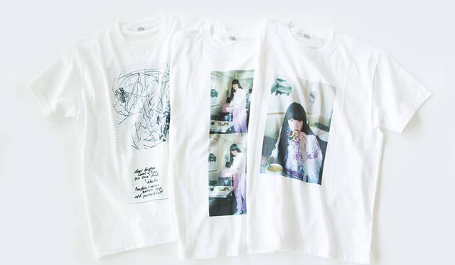 アーティストによるレストラン「FOOD」にインスパイアされたTシャツ|BEAMS