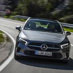 新型メルセデス・ベンツ Aクラスに試乗|Mercedes-Benz