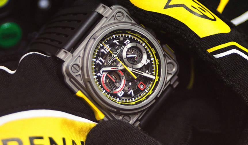 ベル&ロスが提示したレーシングドライバーズウオッチの真髄「BR-X1 R.S.18」|Bell & Ross