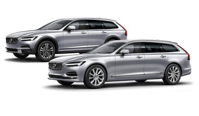 ボルボV90にディーゼルモデルを追加 Volvo