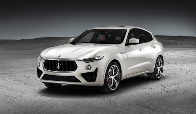 マセラティ レヴァンテGTSをワールドプレミア|Maserati