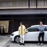 中村獅童がe-ゴルフで繰り広げるUnexpectedな旅|Volkswagen