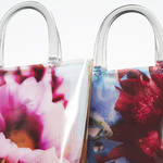 ディスコード ヨウジヤマモト×蜷川実花、花の写真をもちいたクリアバッグを発表|discord Yohji Yamamoto