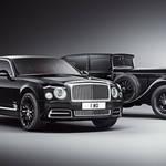 ベントレー創業100周年を記念したミュルザンヌ|Bentley