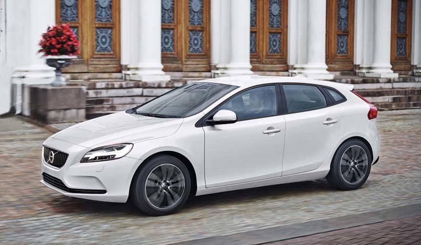 HDDナビやドラレコを装備したV40の限定車|Volvo