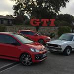 ゴルフ、ポロ、up!のGTI3兄弟に試乗|Volkswagen