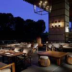 グリル料理とフリーフローを堪能。「サマーテラスギャザリング」|PALACE HOTEL TOKYO