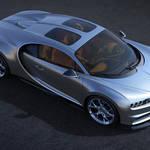 ブガッティがシロンの新オプション「スカイビュー」を発表|Bugatti