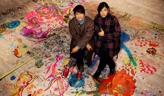香取慎吾と祐真朋樹、服とアートと店づくり|JANTJE_ONTEMBAAR