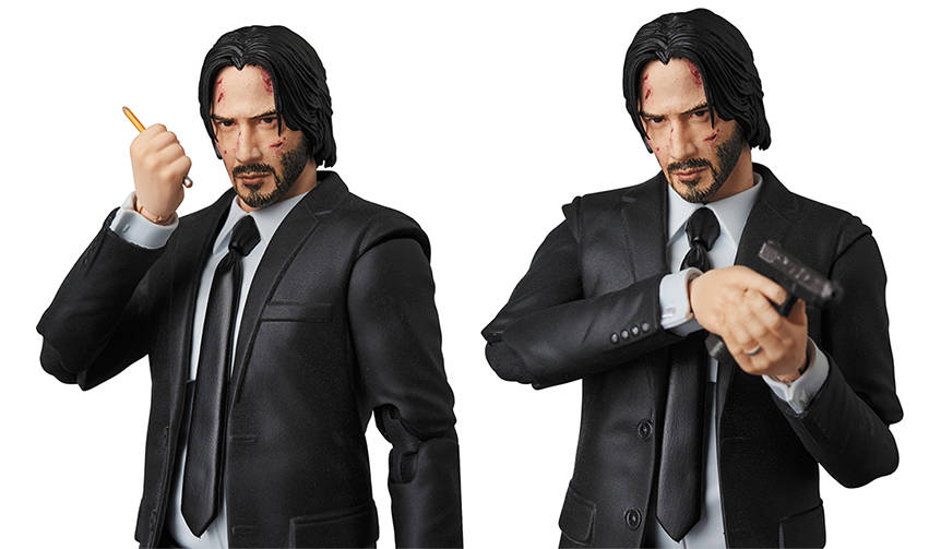 MAFEX JOHN WICK (CHAPTER2)|MEDICOM TOY