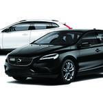 ブラック&ホワイトをテーマにしたV40の特別限定車|Volvo