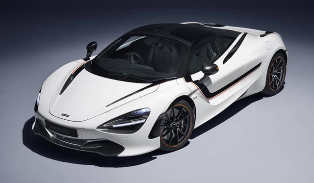 マクラーレン720Sのビスポークモデル2種登場|McLaren