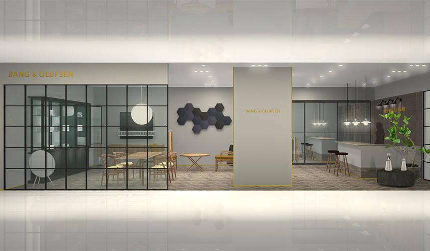 バング & オルフセンの新店舗が日本橋髙島屋にオープン|BANG & OLUFSEN