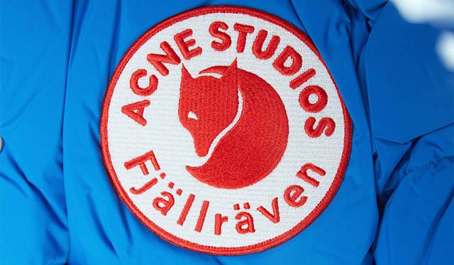 Acne Studiosが、アウトドアウェアブランド「Fjallraven」とコラボレーション|Acne Studios Fjällräven