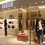 ロエベが阪急メンズ大阪にショップをリニューアルオープン LOEWE