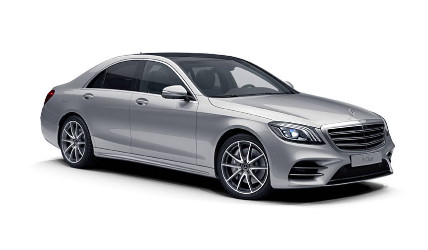 Sクラスにディーゼルモデル追加|Mercedes-Benz