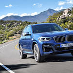 BMW X3にディーゼルモデルのMパフォーマンスに追加|BMW