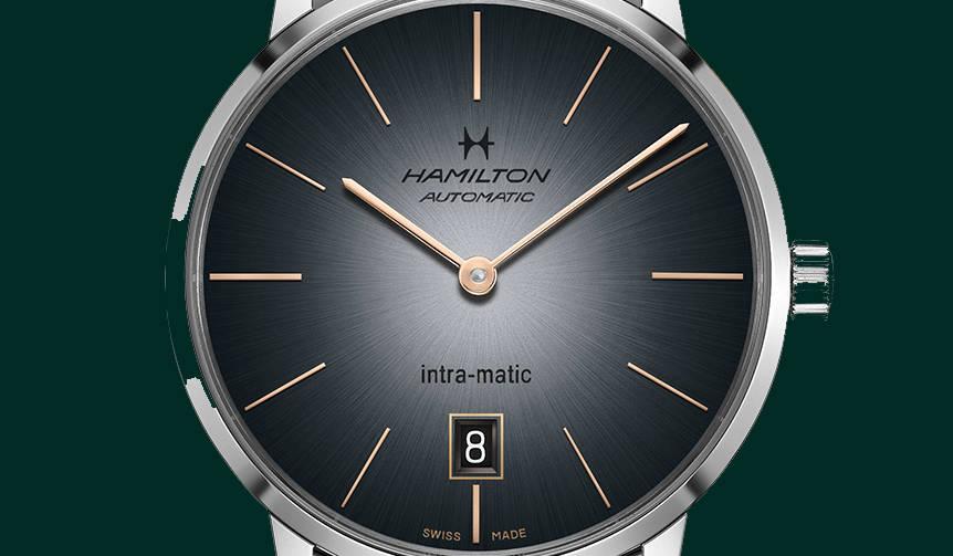 大人のシックなスタイルを演出する「イントラマティック」|HAMILTON