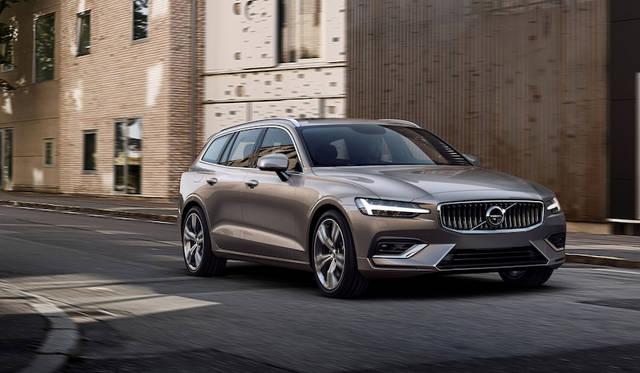 ボルボ、PHVモデルも含む新型V60を発売|Volvo