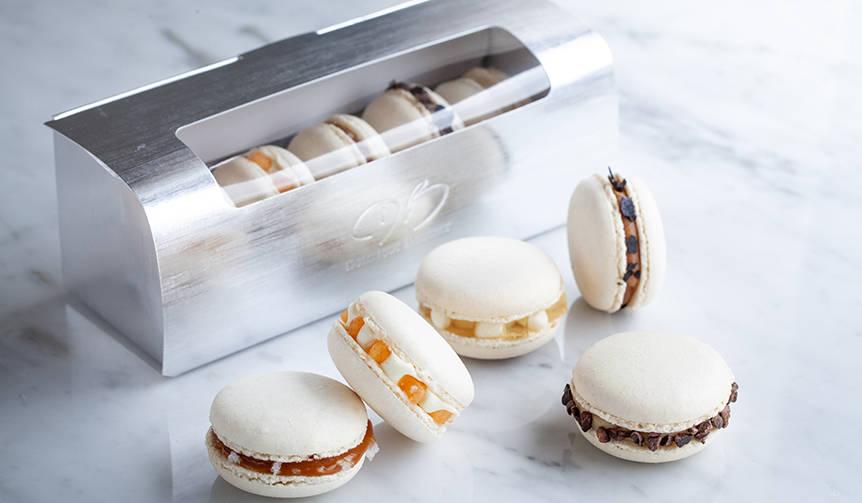フランスの美食文化をぎゅっととじこめたマカロン「Macaron Gourmand by ドミニク・ブシェ」 EAT