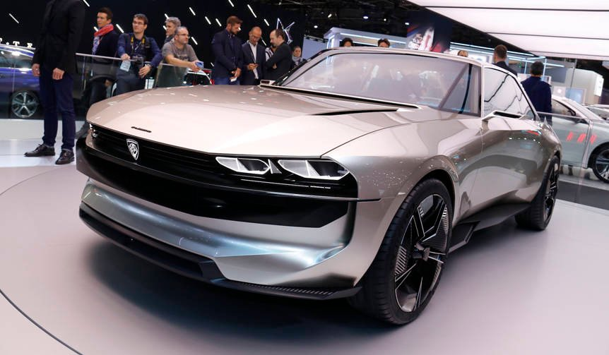 パリモーターショー2018 コンセプトカー編