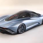 マクラーレンの最新トップモデル「スピードテール」登場|McLaren