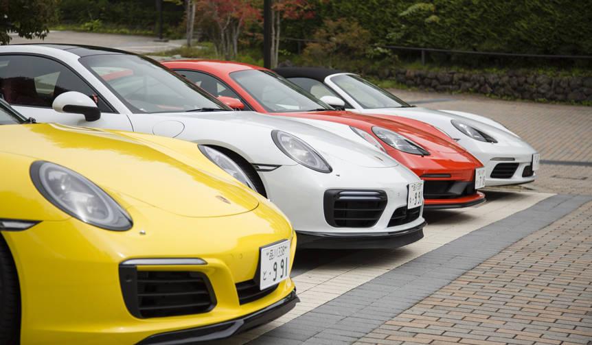 最新のポルシェを体感「ポルシェ ドライビング ラウンドテーブル」参加記|Porsche