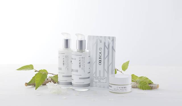 白樺樹液100パーセントのナチュラルスキンケアブランド「YOSEIDO」|YOSEIDO
