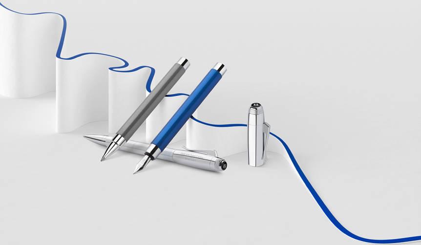 ファーバーカステルとコラボレーションした特別な筆記具コレクション|BENTLEY