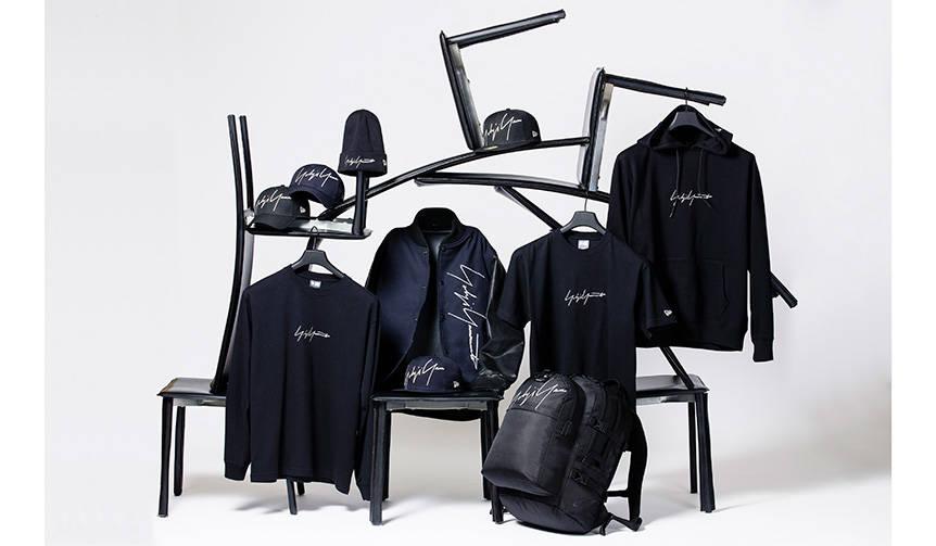 Yohji Yamamotoとニューエラによる 2018年秋冬モデルが登場|Yohji Yamamoto×NEW ERA