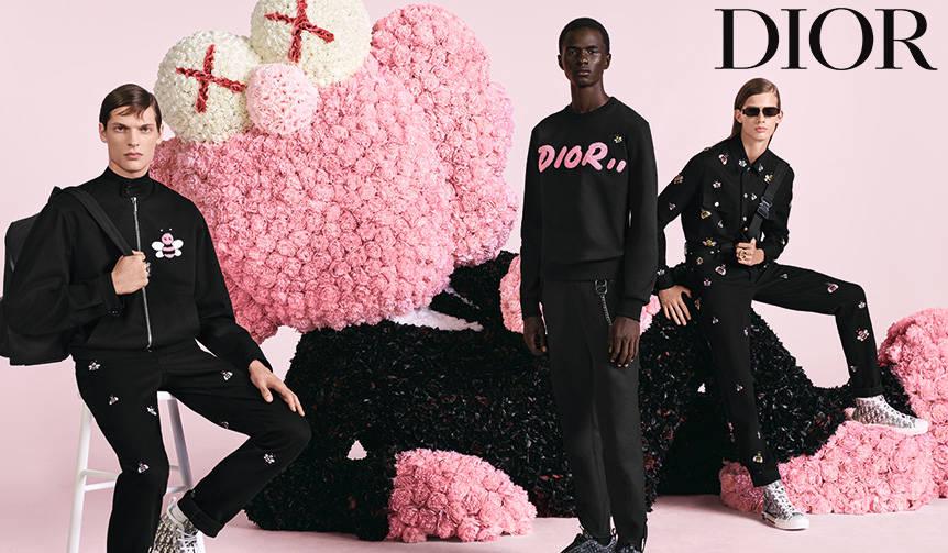 ディオールの「メンズ サマー 2019」広告キャンペーンスタート|DIOR