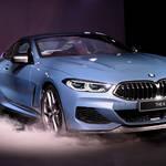 BMW新フラグシップクーペ「8シリーズ クーペ」発表|BMW