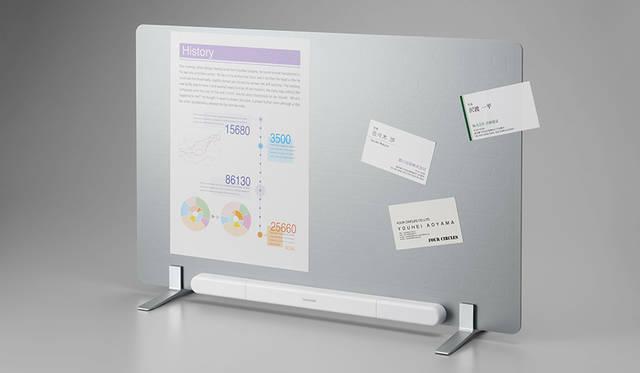 静電気の力で紙を吸着する掲示板「ラッケージ」。新たな2タイプが発売|KING JIM