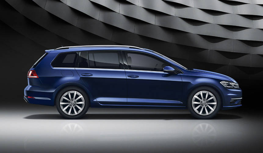 最先端装備を搭載したゴルフ ヴァリアントの特別仕様車|Volkswagen