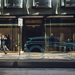 間もなく登場する新型イヴォークをワイヤーアートでプレビュー|Range Rover