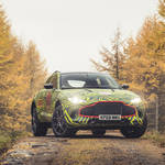 アストン・マーティン初のSUVの正式名称を「DBX」に決定|Aston Martin