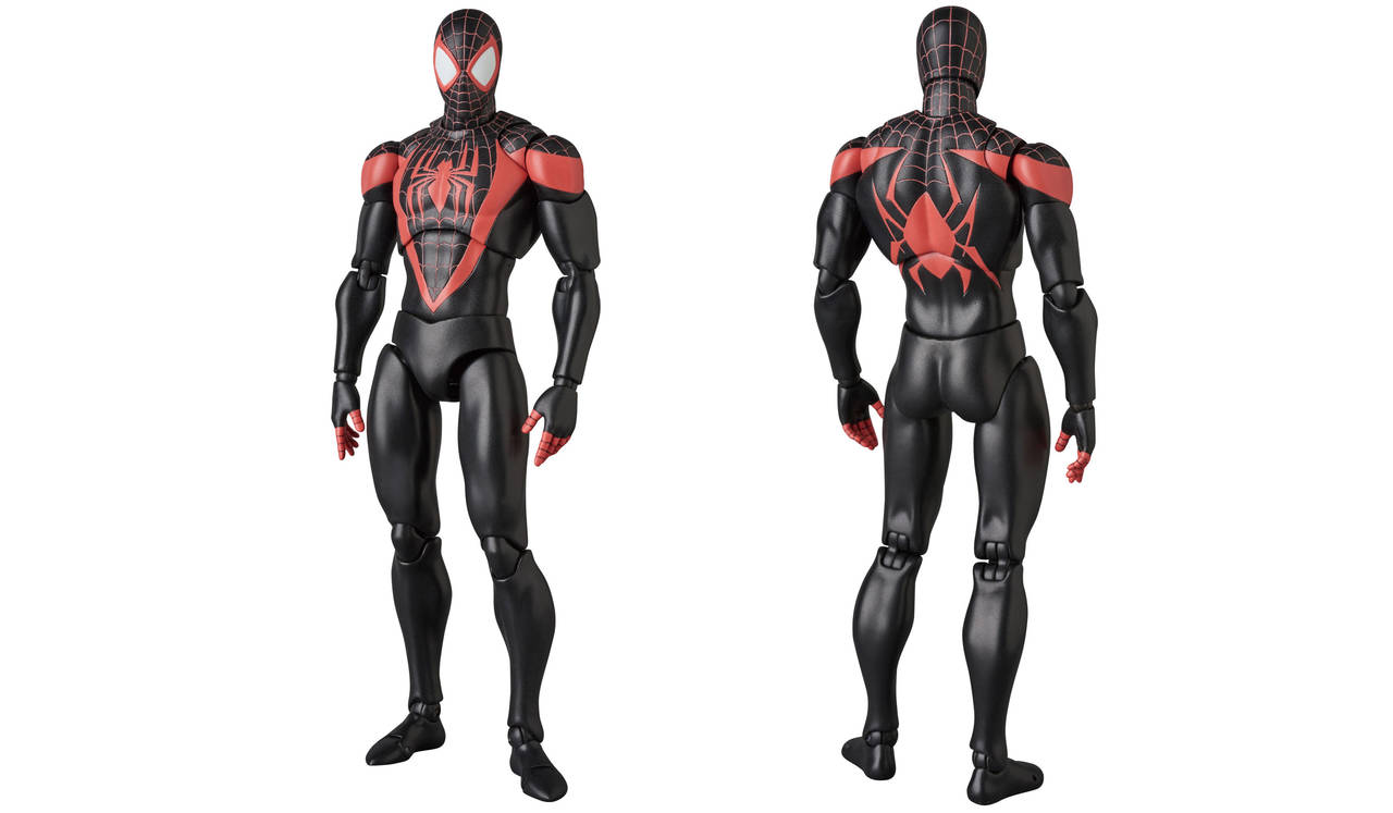 MAFEX SPIDER-MAN(Miles Morales) MEDICOM TOY