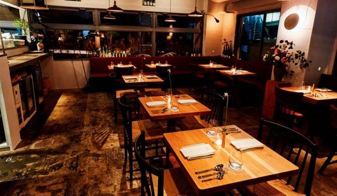 夫婦が心地良い距離で食事ができるレストラン「TABLE898」期間限定オープン|EAT