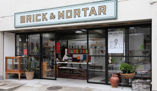 一号店である中目黒店がリニューアル。神山隆二と村上周によるエキシビション開催|BRICK & MORTAR
