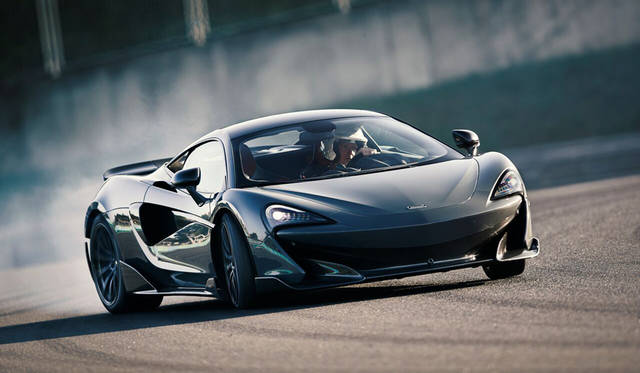 マクラーレン 600LTにハンガロリンクで乗る|McLaren