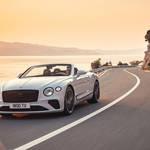 新型コンチネンタルGT コンバーチブルが誕生|Bentley