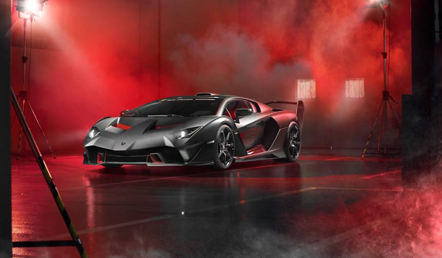 ランボルギーニ、ワンオフのスーパースポーツ「SC18」を公開|Lamborghini