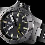 80,000A/mの高耐磁性を実現したダイバーズ「サブマリン ウォーフェア」|BALL WATCH
