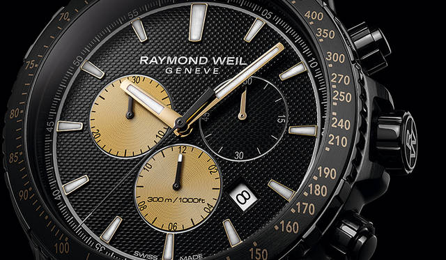 レイモンド・ウェイルとマーシャルのコラボ、世界限定数1000本でリリース|RAYMOND WEIL