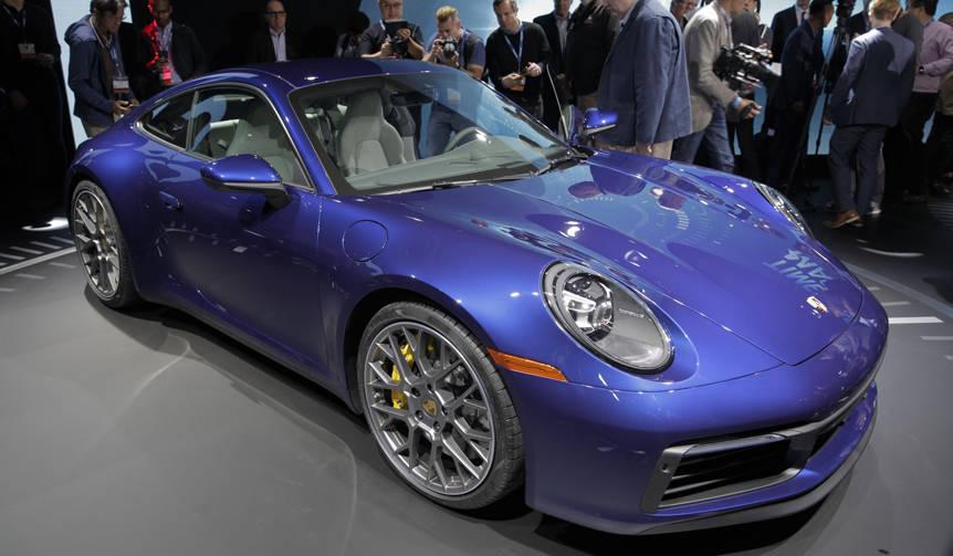新型ポルシェ発表、LAオートショーリポート Porsche