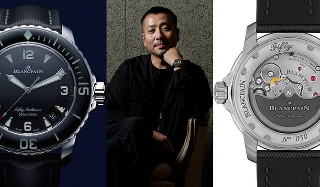 特集|ダイバーズウオッチのスタイルを築いた、現存する世界最古の時計ブランド|BLANCPAIN