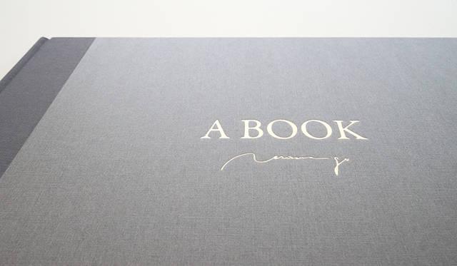 絵本のようなアートブック『A BOOK』|ART